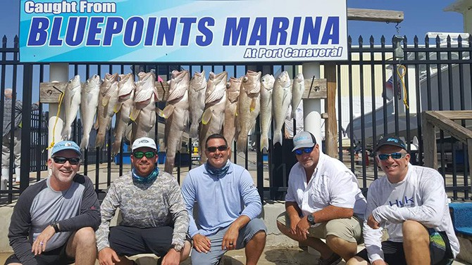 Anglers Envy Fishing Charter
