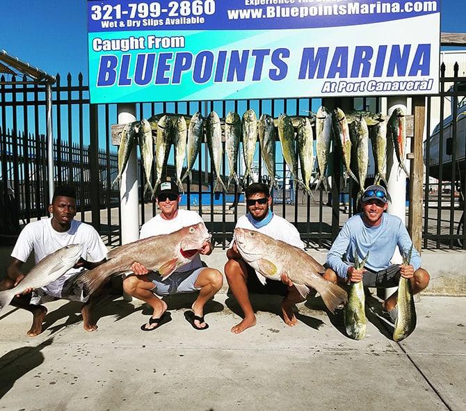 Fishing Charter information