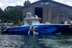 Anglers Envy Deep Sea Charter Boat