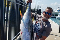 Yellowfin Fish of Port Canaveral